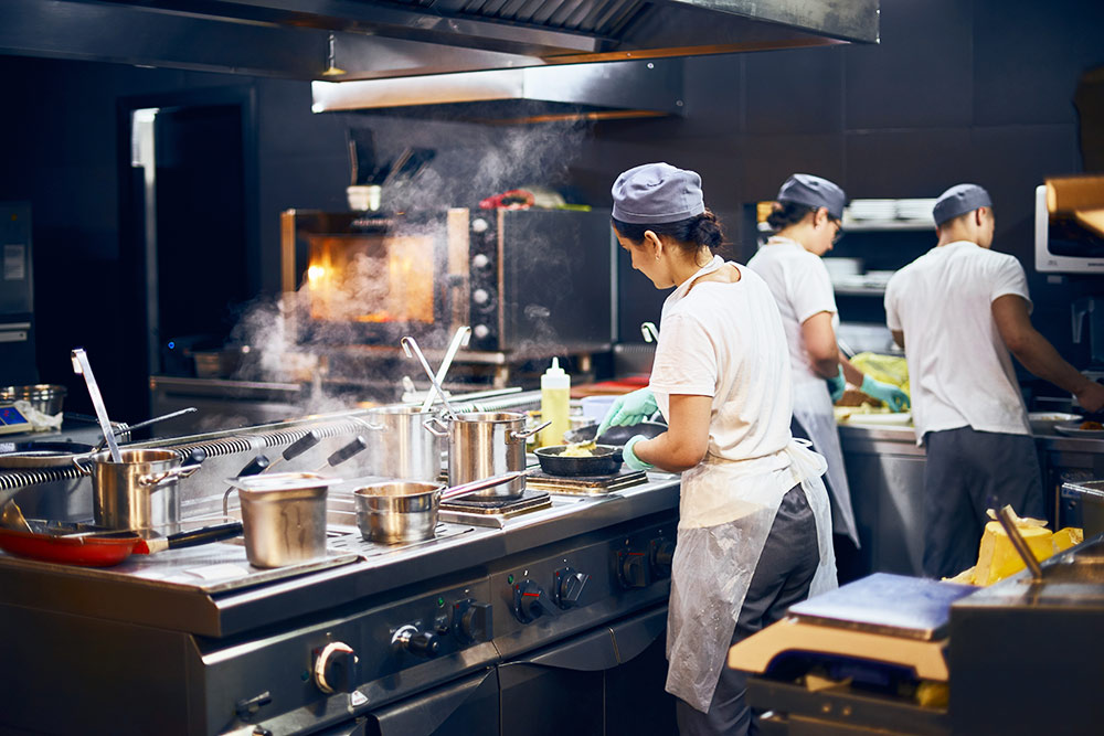 restaurant equipment repair and maintenance